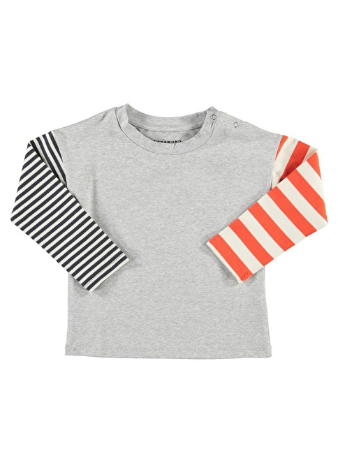 Wakamono Organik T-shirt Gri